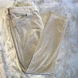 LOFT curvy skinny pants